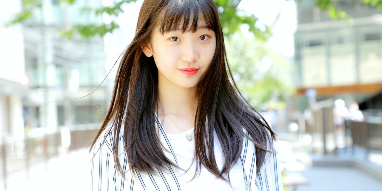 「モデルになれるまで、絶対に夢を諦めません」13歳からブレずに夢を抱き続ける千葉和夏さんにインタビュー