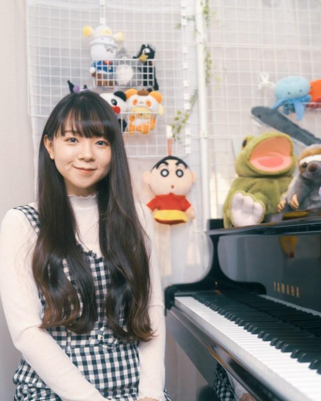「クレヨンしんちゃん×ピアノ」も自分のキャラもファンが見つけてくれたーー「自分がない」まなまるの仕事論(前編)